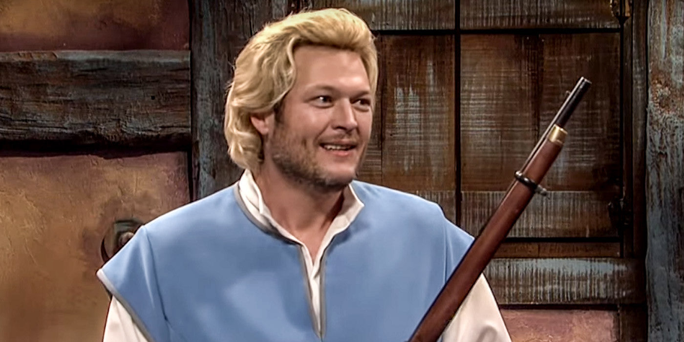 Blake Shelton Slays Us In This Hilarious Unaired SNL Skit