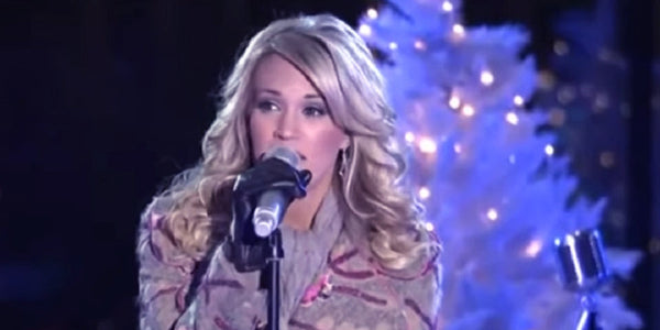 Carrie Underwood's Rockefeller Center Holiday Performance Will Leave You In Awe