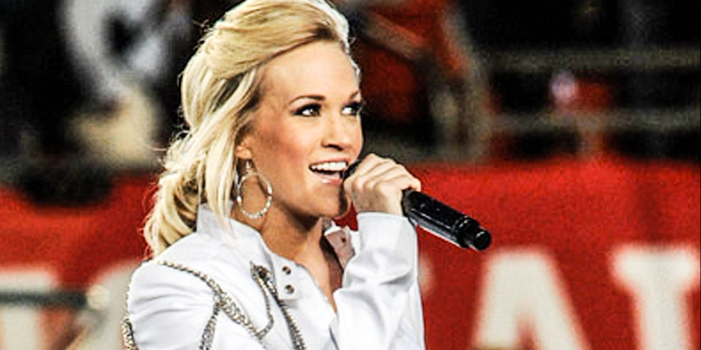 Remember the Time When Carrie Underwood Made an Entire Country Speechless?