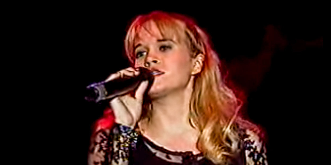 We're Loving this Cute Video of Carrie Underwood as a Little Girl