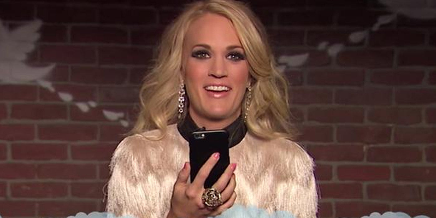 Hilarious Mean Tweets Read By Country Stars!