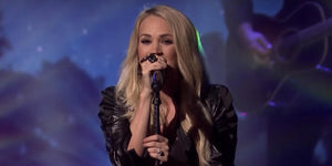 Carrie Underwood Performs 'Love Wins' In Central Park!