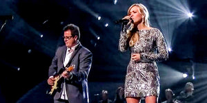 Carrie Underwood's Soulful Singing Is a Slice of Heaven!