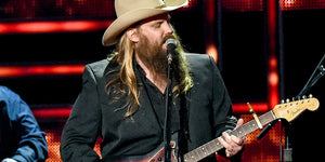 Chris Stapleton Lights Up the Stage at Guns N' Roses Show
