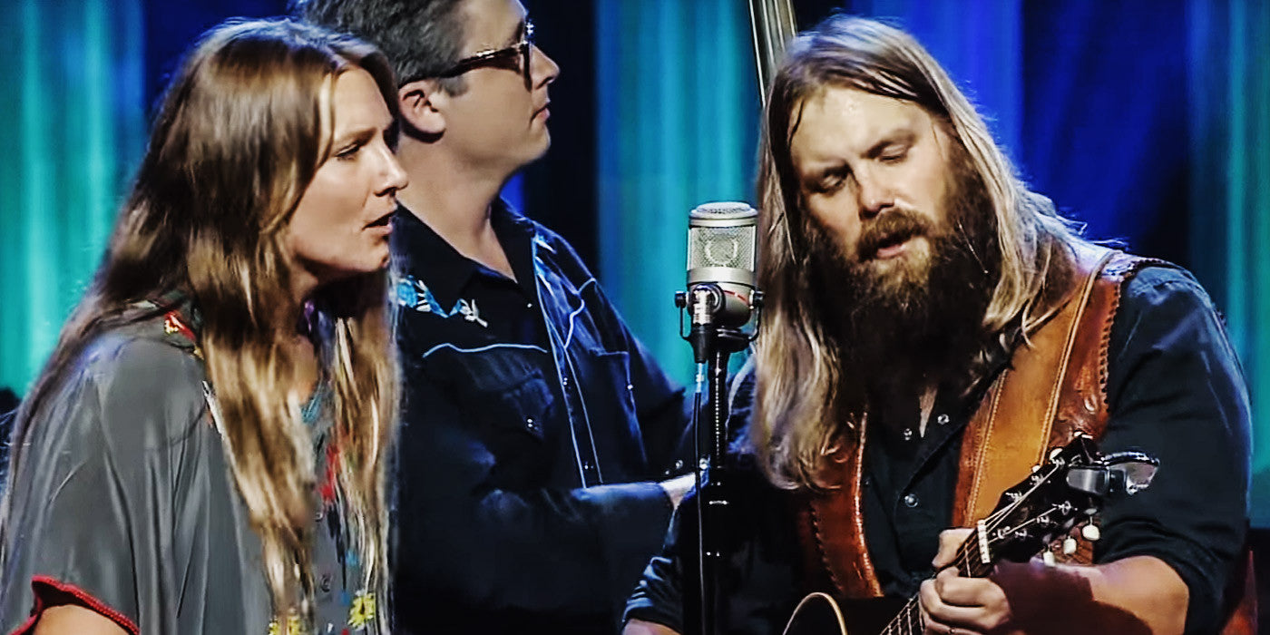 Chris Stapleton's 2013 Opry Performance of 'Amanda' Mesmerizes the Audience