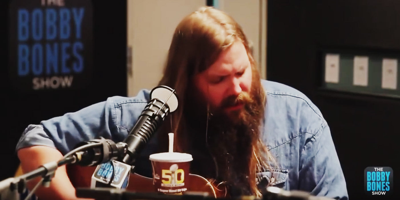 Now We Understand Why Chris Stapleton Loves to Keep It Real