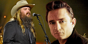 Chris Stapleton Channels Johnny Cash in This Version of His Classic