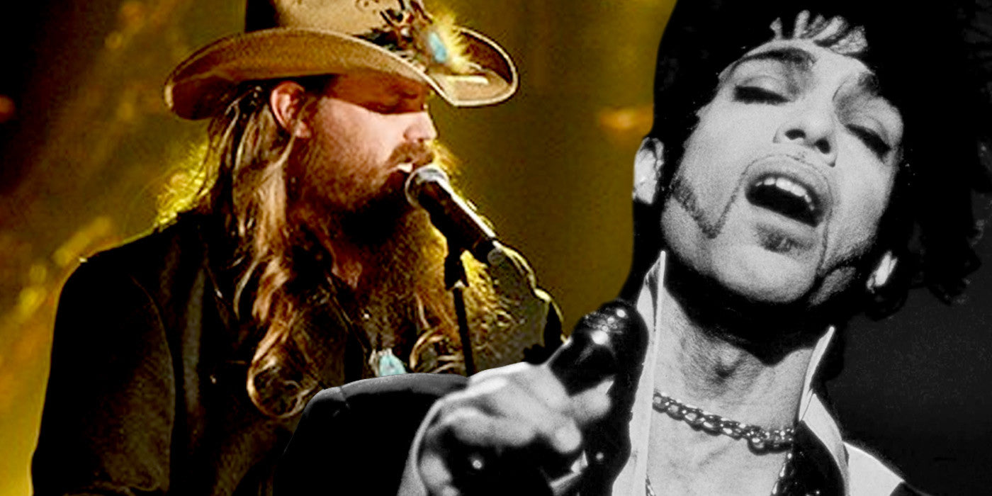 Chris Stapleton's Touching Tribute to Prince