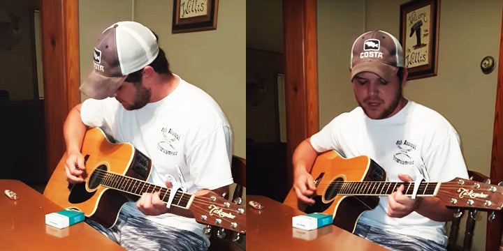 This Classic Country Fan Made Our Jaw Drop When He Covered Travis Tritt