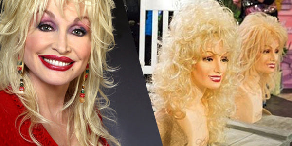 Dolly Parton Brings Her Wigs on TV and Gives Us a Hairstyle History Lesson