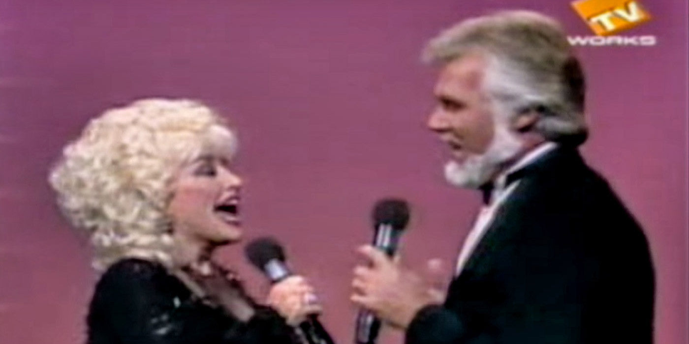Dolly Parton Tears It Up with Kenny Rogers In This Vintage Performance