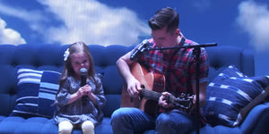 Looking for Something Sweet? This Father and Daughter Duet Will Give You a Toothache!