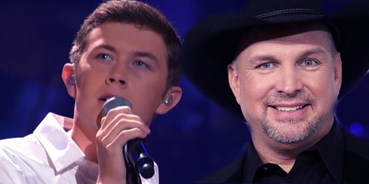 Garth Brooks Influenced This Talented Young Star, and the Results are Breathtaking