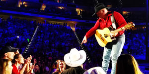 You Will Be Moved to Tears by What Garth Brooks Did for This Cute Little Fan