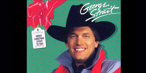 Need Some Help to Keep Your Holiday Party Going? George Strait Has You Covered!