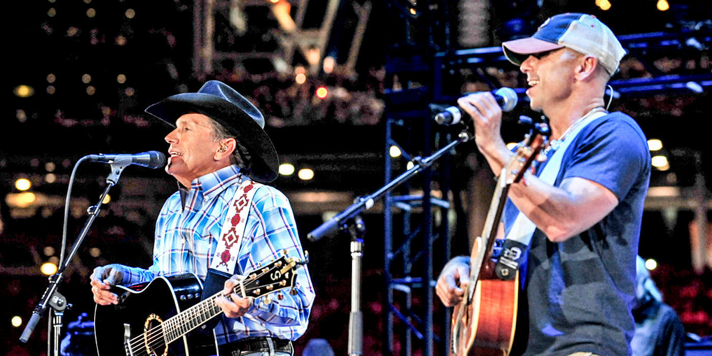We Almost Cried When This Entire Audience Sang with George Strait