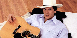 Will Someone Please Invent a Time Machine So We Can Attend This 1982 George Strait Concert?