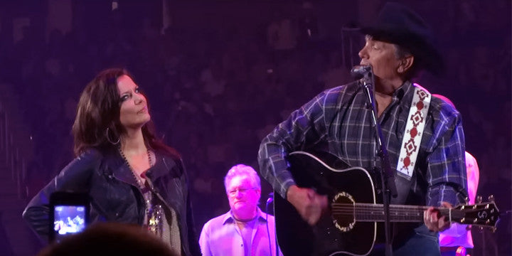 We Always Knew That George Strait Still Has What It Takes to Rock the House!