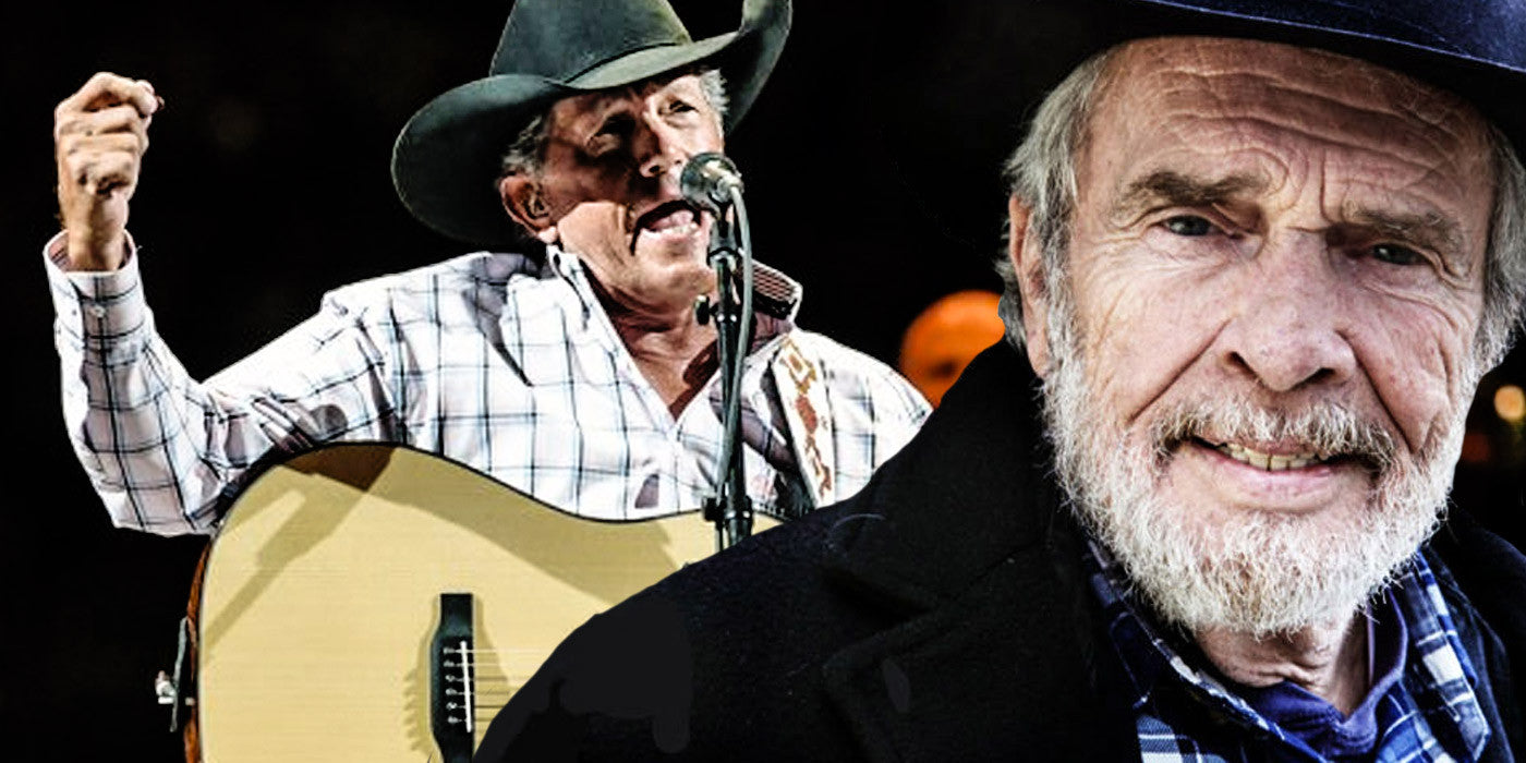 George Strait Pays Tribute to Merle Haggard