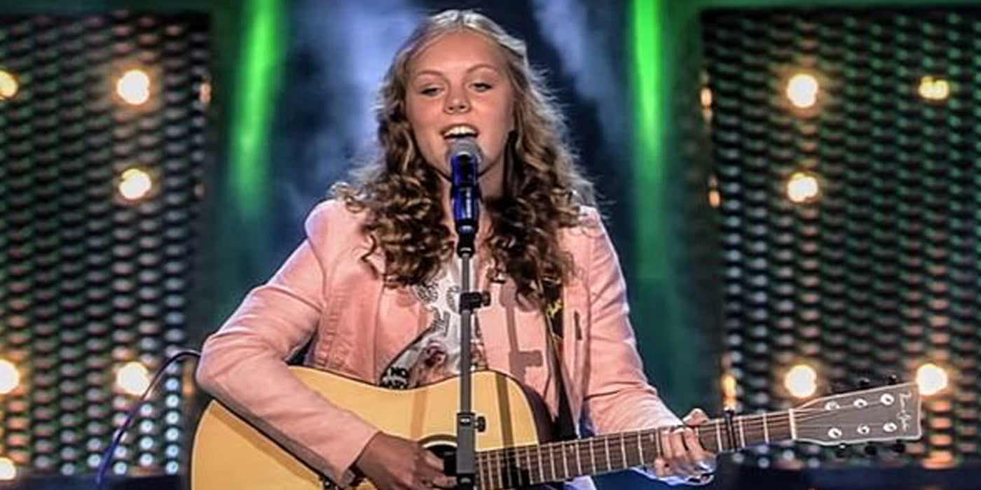 Holland Girl's Rendition of 'Jolene' Would Make Dolly Proud