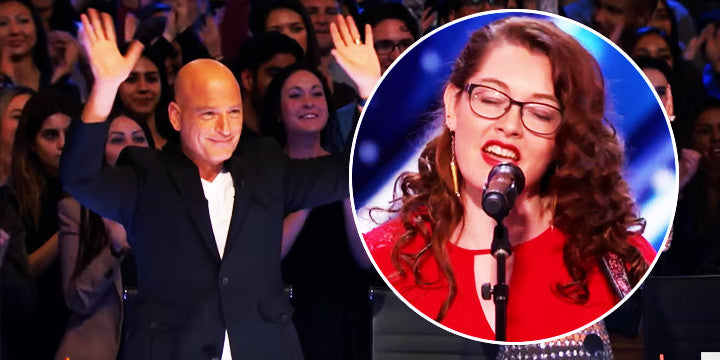When This Deaf Singer Performs on America's Got Talent, the Audience and Judges Are Floored