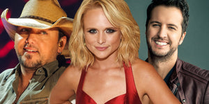 Rare Fan Footage of Miranda Lambert & Two Famous Friends Slaying a Classic Folk Tune
