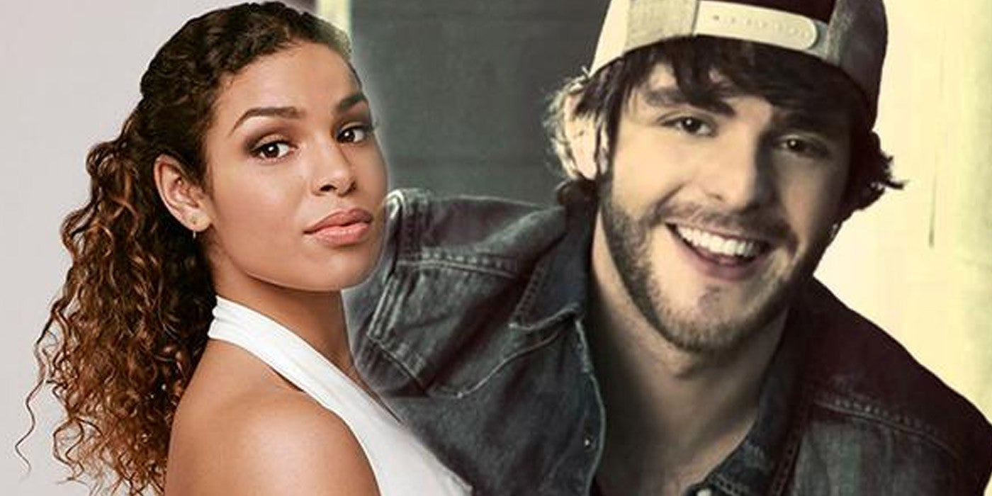 Jordin Sparks Joins Thomas Rhett For A Beautiful Duet