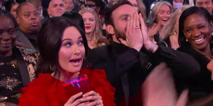 Kacey Musgraves Wins 4 Grammys Including Album of the Year!