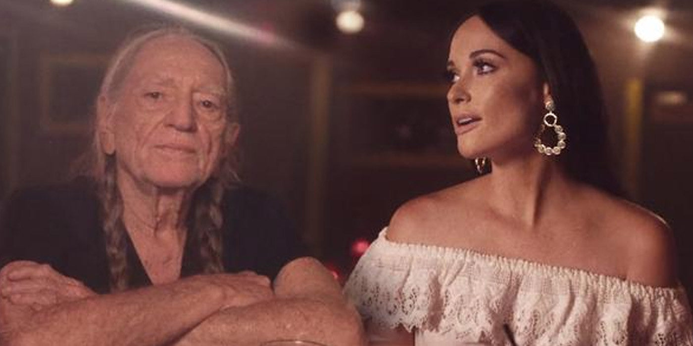 Kacey Musgraves Teams Up With Willie Nelson For A Beautiful Duet