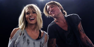 We'll Never Get Tired of Keith Urban and Carrie Underwood's Video for 'The Fighter!'