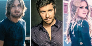 Keith Urban, Brett Eldredge and Maren Morris Cover Adele's Rollin' In The Deep