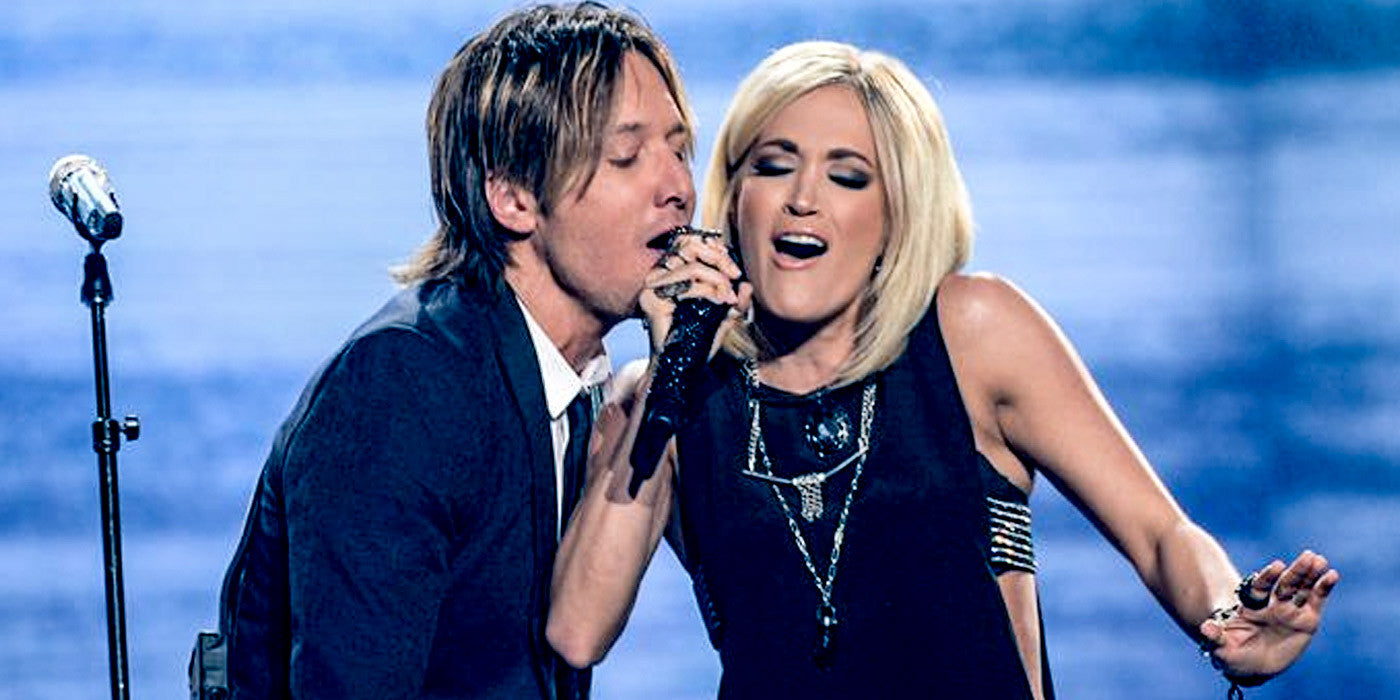 Carrie Underwood and Keith Urban Light Up the Stage!