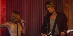 Keith Urban Releases New Video for 'Coming Home' featuring Julia Michaels