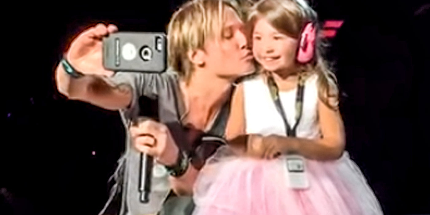 Keith Urban Has an Adorable New Girlfriend (Don't Tell Nicole)