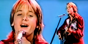 Baby-Faced Keith Urban Charms Us In This Vintage Performance