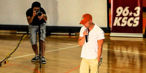 Kenny Chesney's Thank-You Performance for School Kids Will Warm Your Heart