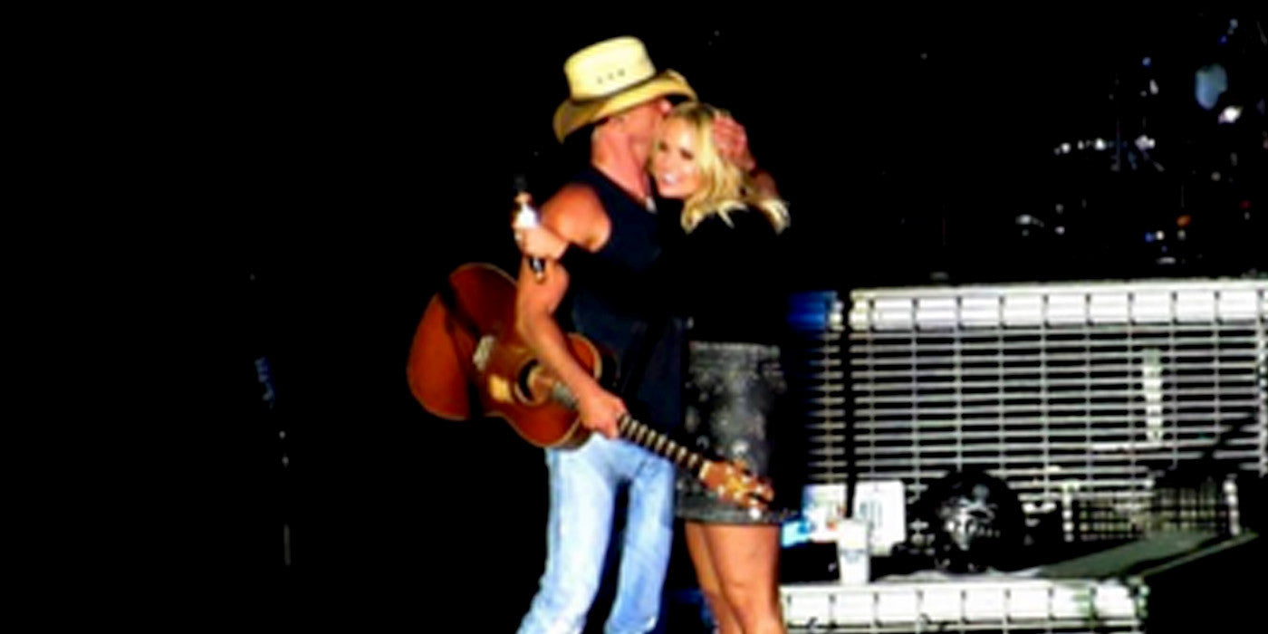 Miranda Lambert and Kenny Chesney Make a Good Couple (On Stage At Least)