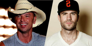Kenny Chesney and Sam Hunt Are Spreading the Love In This Awesome Fan Footage