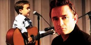 Get Ready to Be Astounded by This Pint-Sized Johnny Cash Fan!