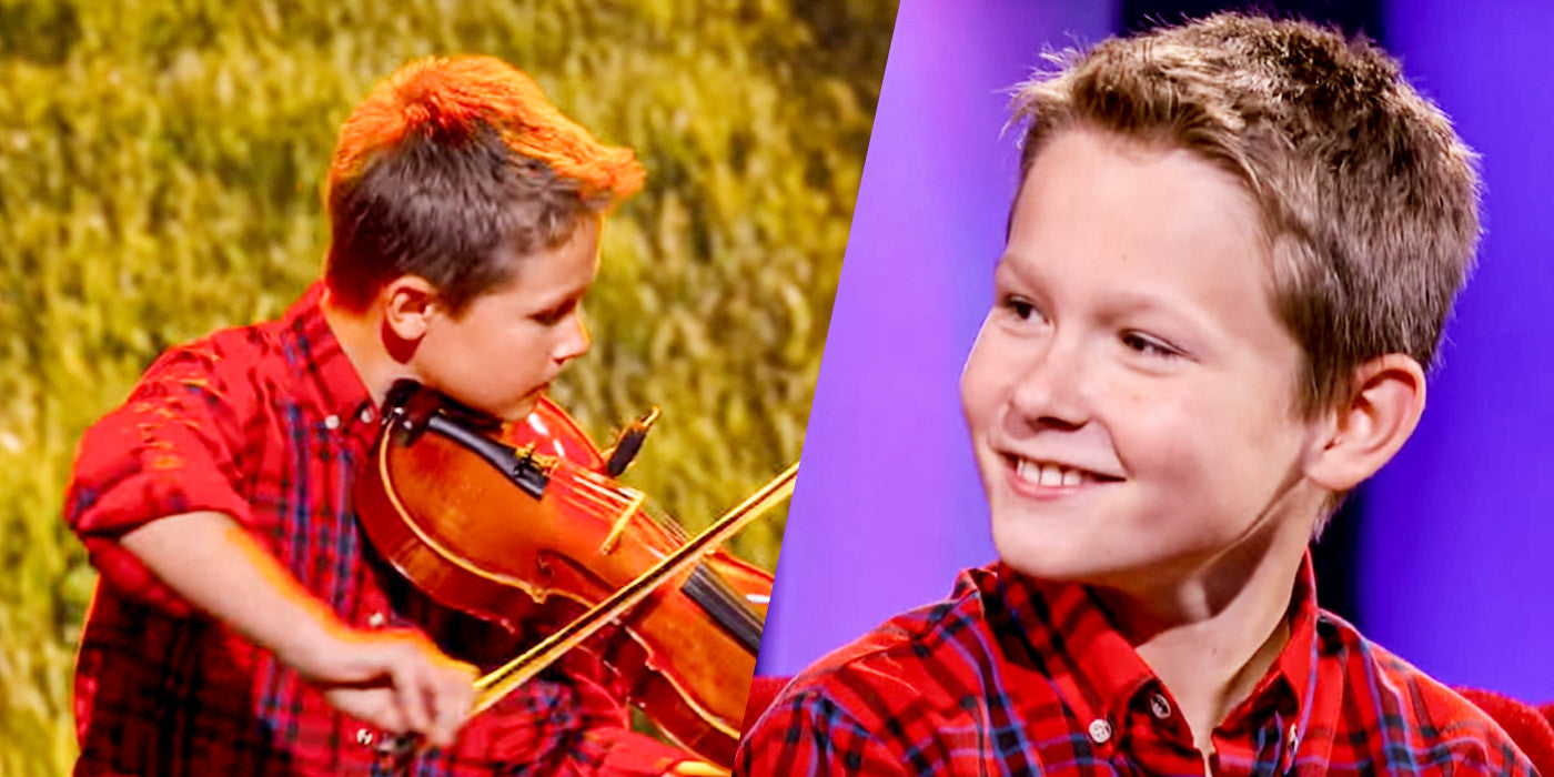 This Tennessee Boy Gave Me Smiles and Chills! Prepare To Be Blown Away!