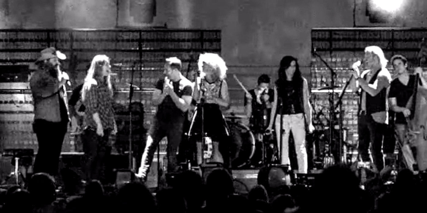 Chris Stapleton Rocks the House with Little Big Town