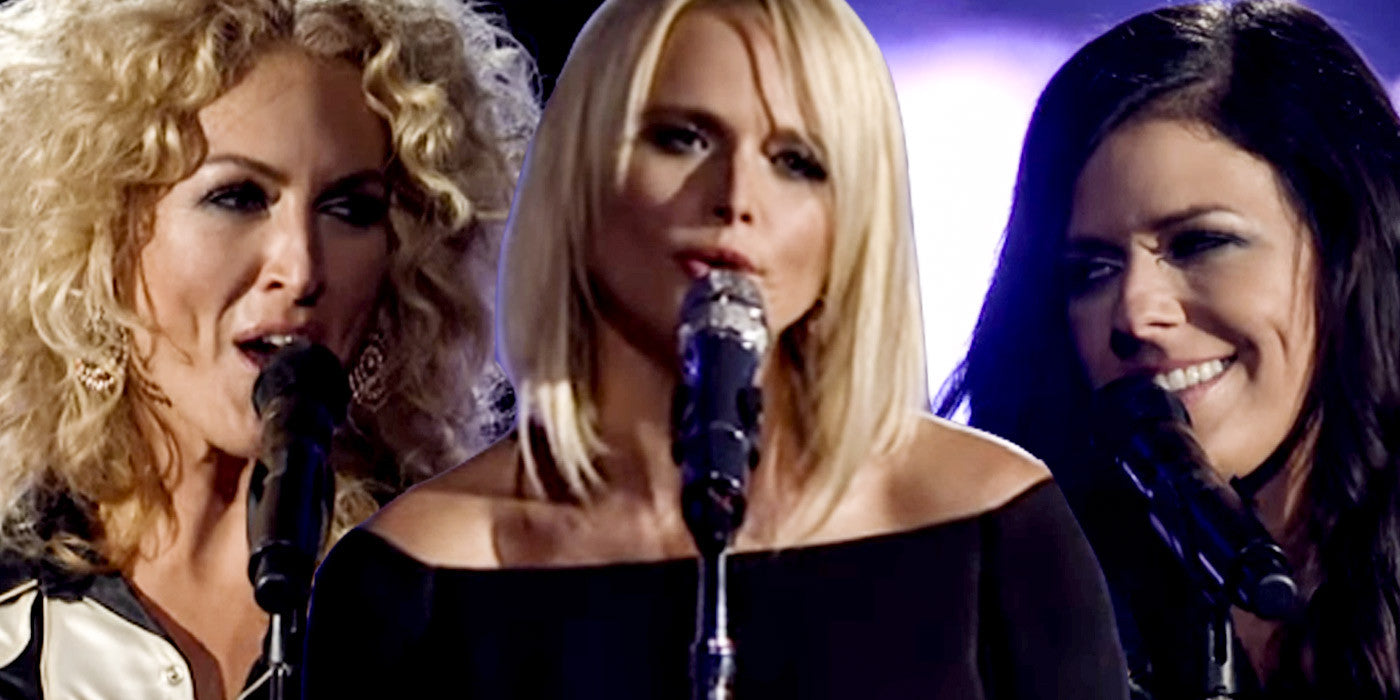 Little Big Town Joins Miranda Lambert to Perform 'Smokin and Drinkin'