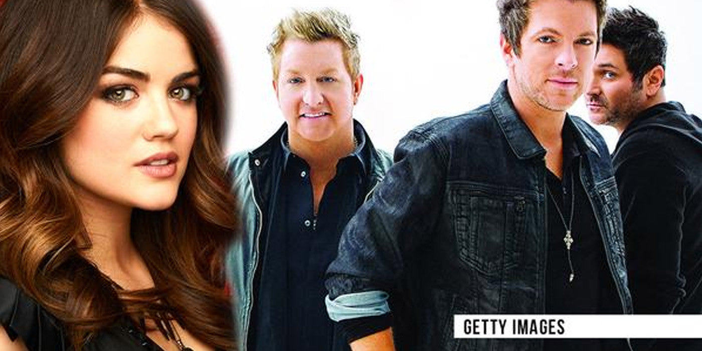 Lucy Hale and Rascal Flatts Create A Beautiful Rendition Of 'That Song'