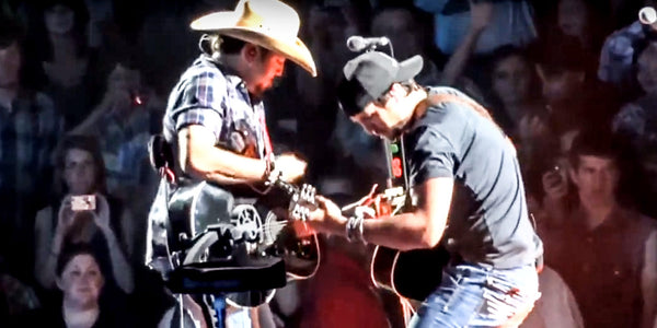 Fan Footage of Jason Aldean & Luke Bryan's Performance is Almost Too Good!