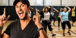 Dancing To Luke Bryan While Losing Weight! A Workout Plan You Gotta See!