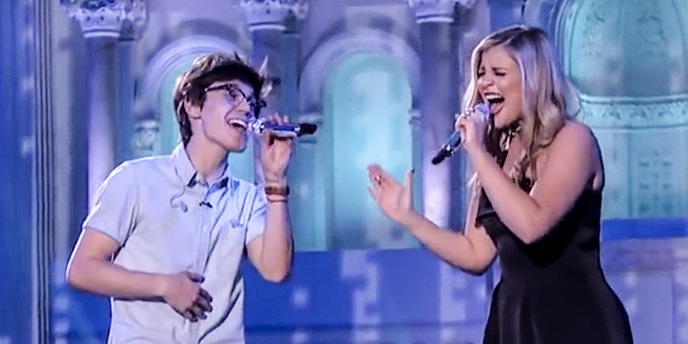 Incredible Rendition of 'I Hope You Dance' by MacKenzie Bourg & Lauren Alaina