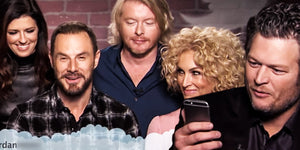 Little Big Town and Blake Shelton Read Mean Tweets About Them