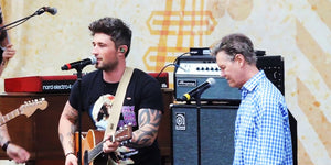CMA Fest Fans Can't Get Enough of Michael Ray and Randy Travis During This Comeback Appearance