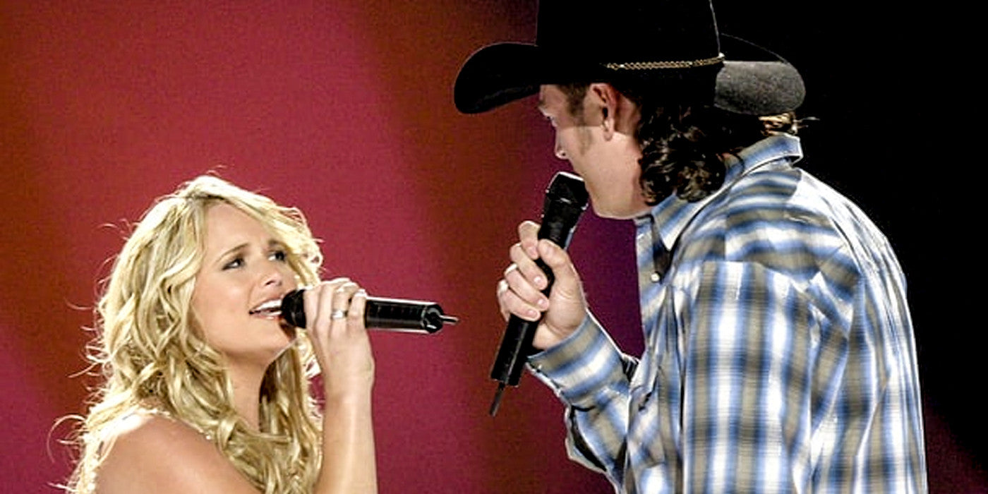 Miranda Lambert & Blake Shelton's Blast From the Past