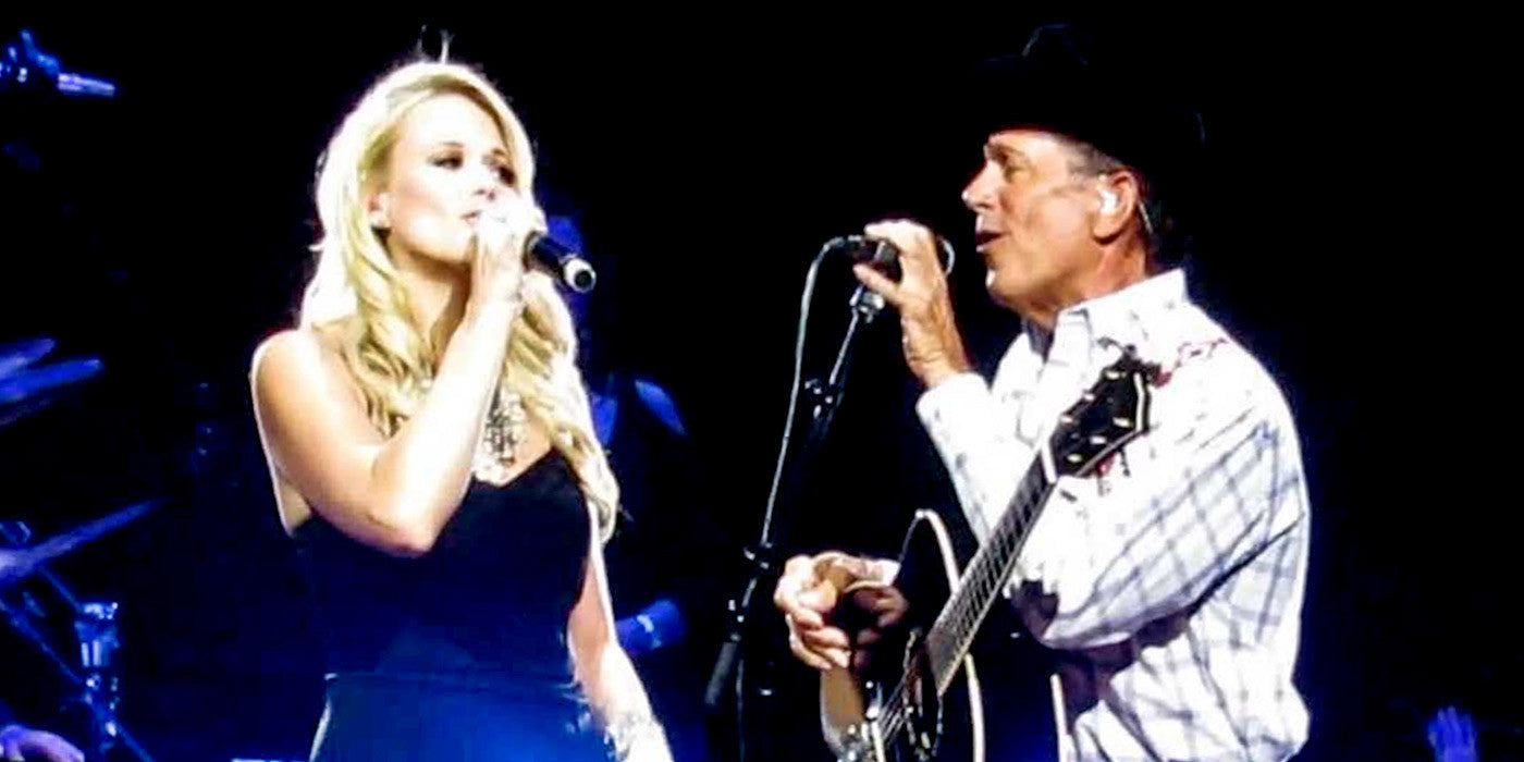 When Miranda Lambert Joins George Strait On Stage The Crowd Goes Wild!